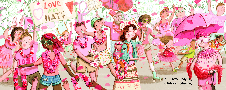 pinkpage TDIJ